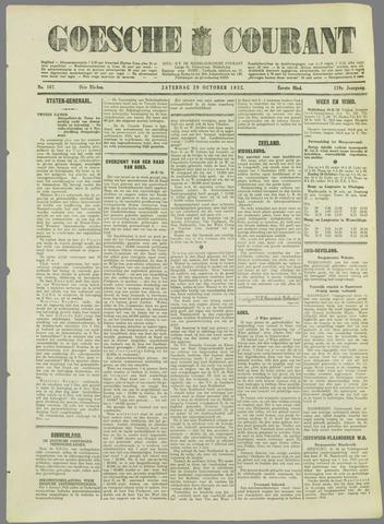 Goessche Courant 1932-10-29