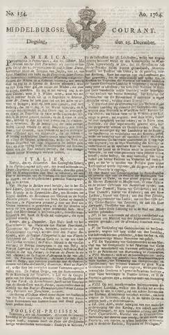 Middelburgsche Courant 1764-12-25
