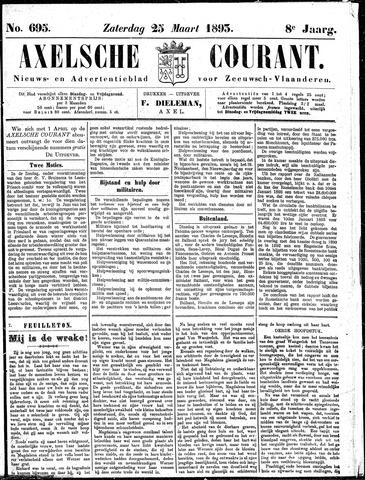 Axelsche Courant 1893-03-25