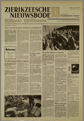 Zierikzeesche Nieuwsbode 1970-07-24