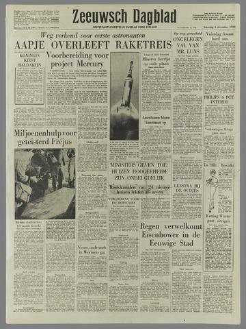 Zeeuwsch Dagblad 1959-12-05