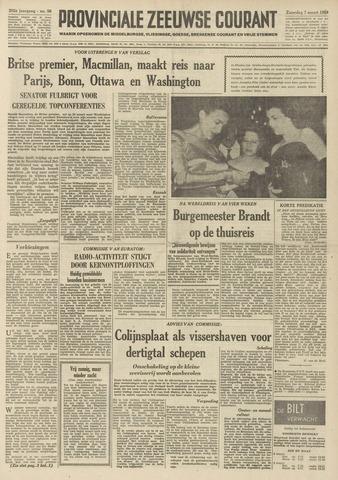 Provinciale Zeeuwse Courant 1959-03-07