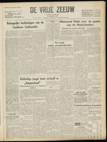 de Vrije Zeeuw 1950-05-20