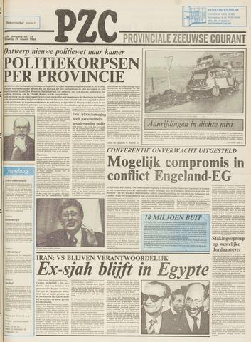 Provinciale Zeeuwse Courant 1980-03-25