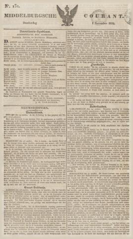 Middelburgsche Courant 1832-11-01