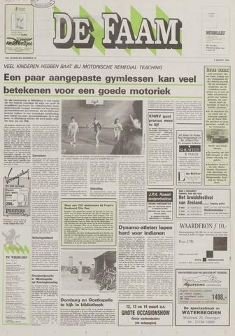 de Faam en de Faam/de Vlissinger 1992-03-04