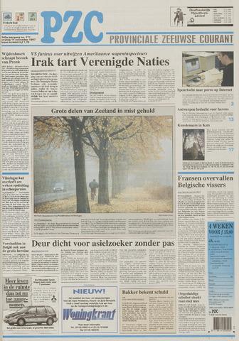 Provinciale Zeeuwse Courant 1997-11-14