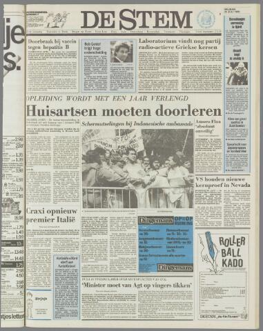 de Stem 1986-07-25