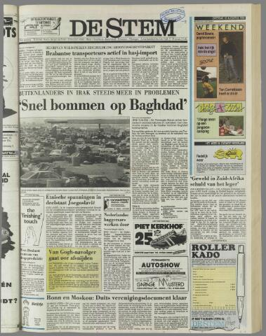 de Stem 1990-08-18