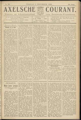 Axelsche Courant 1933-12-08