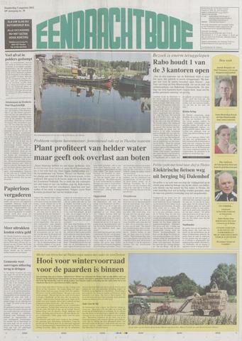 Eendrachtbode (1945-heden)/Mededeelingenblad voor het eiland Tholen (1944/45) 2012-08-02