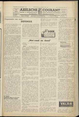 Axelsche Courant 1951-02-10