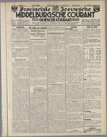 Middelburgsche Courant 1936-08-21