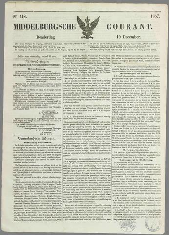 Middelburgsche Courant 1857-12-10