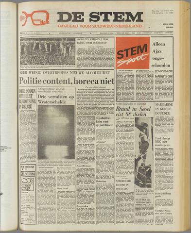 de Stem 1974-11-04