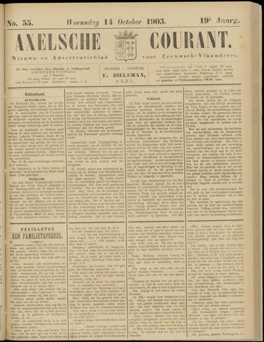 Axelsche Courant 1903-10-14