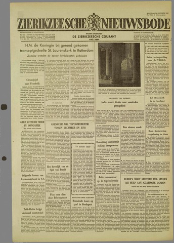 Zierikzeesche Nieuwsbode 1959-10-26
