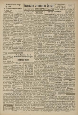 Provinciale Zeeuwse Courant 1945-10-24