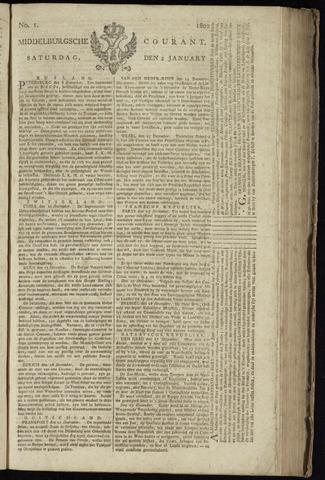 Middelburgsche Courant 1802