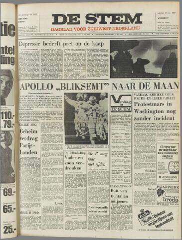 de Stem 1969-11-15