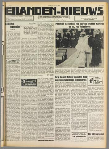 Eilanden-nieuws. Christelijk streekblad op gereformeerde grondslag 1967-01-13