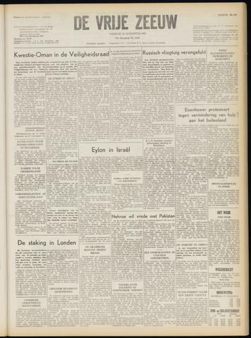 de Vrije Zeeuw 1957-08-16