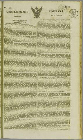 Middelburgsche Courant 1825-12-22