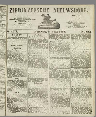Zierikzeesche Nieuwsbode 1860-04-21