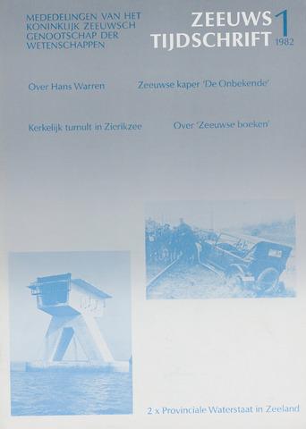 Zeeuws Tijdschrift 1982-01-01
