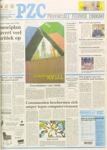 Provinciale Zeeuwse Courant 2003-08-22