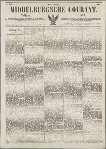 Middelburgsche Courant 1901-05-10