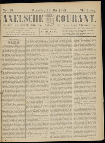 Axelsche Courant 1915-05-19