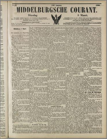 Middelburgsche Courant 1903-03-03