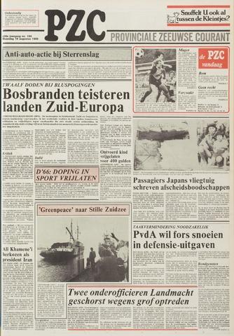 Provinciale Zeeuwse Courant 1985-08-19