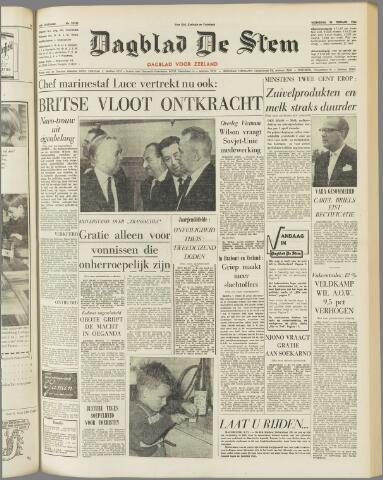 de Stem 1966-02-23