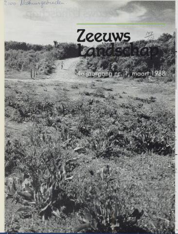 Zeeuws Landschap 1988-03-01