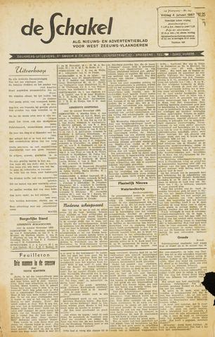 De Schakel 1957-01-04