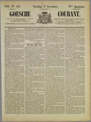 Goessche Courant 1883-12-11