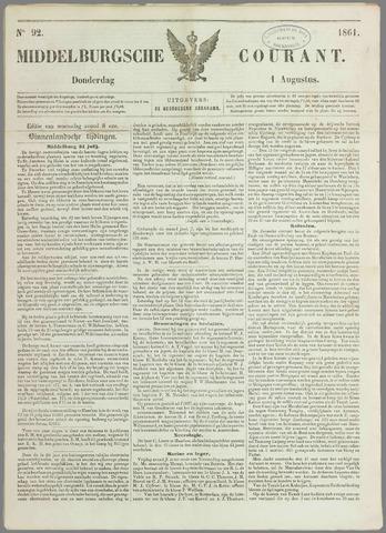 Middelburgsche Courant 1861-08-01