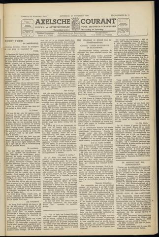Axelsche Courant 1948-11-20