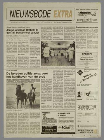 Zierikzeesche Nieuwsbode 1991-08-28