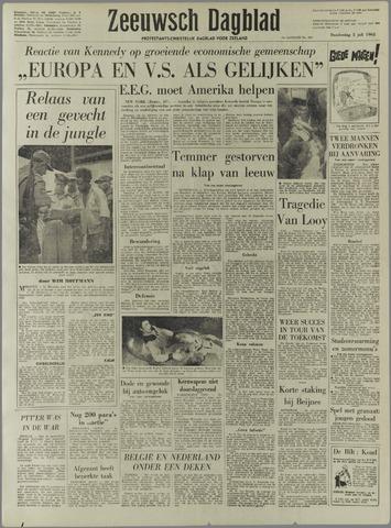 Zeeuwsch Dagblad 1962-07-05