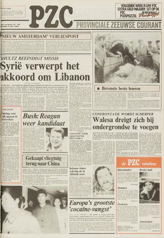 Provinciale Zeeuwse Courant 1983-05-09