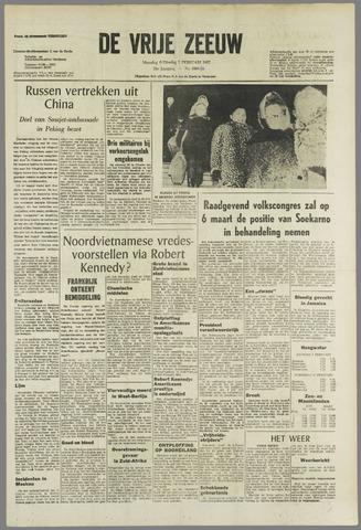 de Vrije Zeeuw 1967-02-06