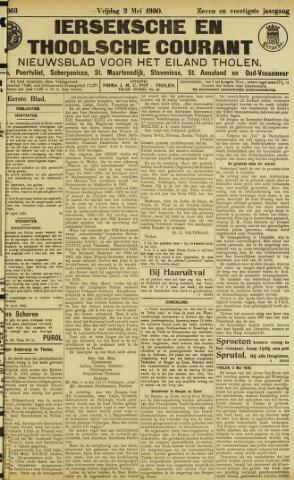 Ierseksche en Thoolsche Courant 1930-05-02