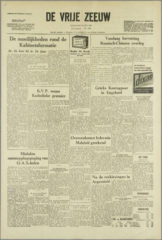 de Vrije Zeeuw 1963-07-10