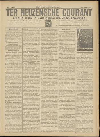 Ter Neuzensche Courant. Algemeen Nieuws- en Advertentieblad voor Zeeuwsch-Vlaanderen / Neuzensche Courant ... (idem) / (Algemeen) nieuws en advertentieblad voor Zeeuwsch-Vlaanderen 1937-02-08