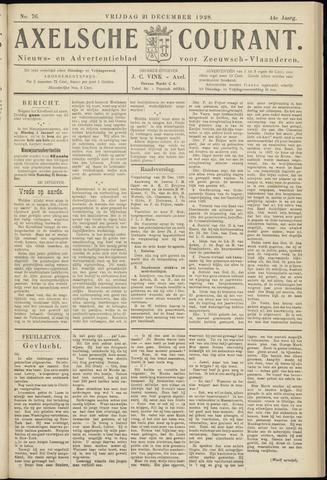 Axelsche Courant 1928-12-21