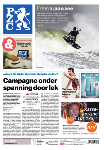 Provinciale Zeeuwse Courant 2017-02-24