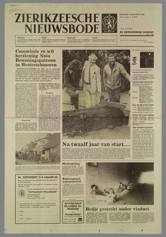 Zierikzeesche Nieuwsbode 1985-08-06